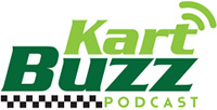 Logotipo Kart Buzz 200