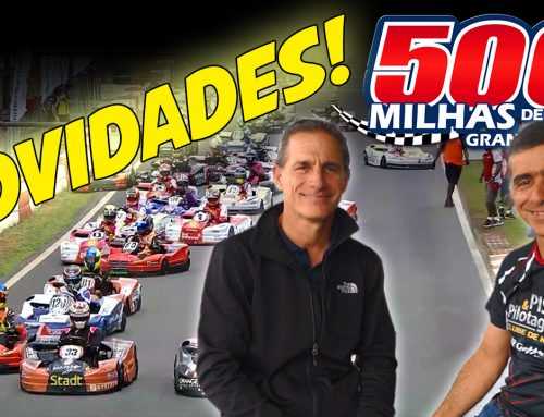Novidades para as 500 milhas de kart 2019 (entrevista com Felipe Giaffone)