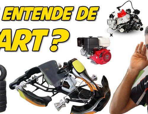 O quanto você entende de Kart?