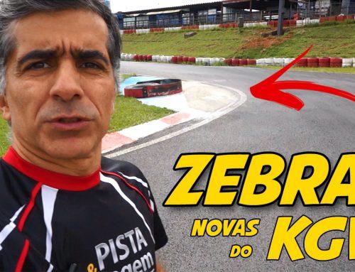 Novas Zebras do Kartódromo da Granja Viana